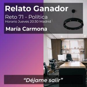 71 maria carmona